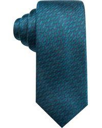 Alfani - Men's Rose Floral Slim Tie - Lyst