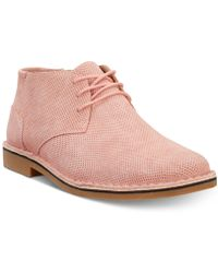 Kenneth Cole Reaction - Desert Suede Chukka Boot - Lyst
