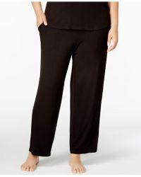 Alfani - Plus Size Pajama Pants, Created For Macy's - Lyst