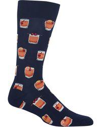 Hot Sox - Men's Old Fashioned Socks - Lyst