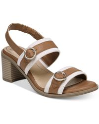 Dr. Scholls - Stylar Dress Sandals - Lyst