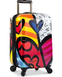 """Heys - Britto New Day 21"""" Hardside Spinner Suitcase - Lyst"""