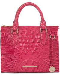 Brahmin - Melbourne Anywhere Satchel, Created For Macy's - Lyst