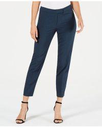 Anne Klein - Slim-leg Trousers, Created For Macy's - Lyst