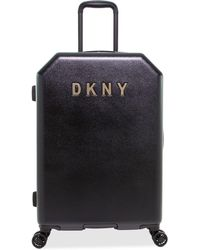 "DKNY - Allure 24"" Hardside Spinner Suitcase, Created For Macy's - Lyst"