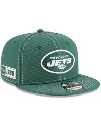 KTZ - New York Jets 2016 Sideline 59fifty Cap - Lyst
