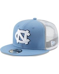on sale b7191 16905 KTZ Ole Miss Rebels Tc Meshback Snapback Cap in Blue for Men - Lyst