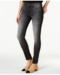 Flying Monkey - Skinny Ankle Jeans - Lyst