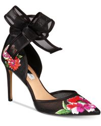 INC International Concepts - I.n.c. Kaiaa Bow Evening Pumps, Created For Macy's - Lyst