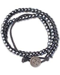 100 Good Deeds - Grigio Bracelet - Lyst