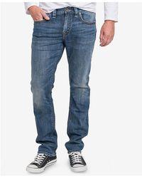 Silver Jeans Co. - Men's Konrad Slim-fit Stretch Jeans - Lyst