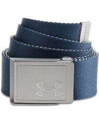 Under Armour - Webbing Belt 2.0 - Lyst