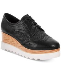 Wanted - Gallaway Platform Casuals - Lyst