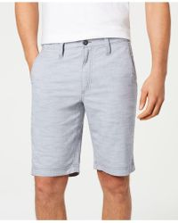INC International Concepts - Derryl Chambray Shorts, Created For Macy's - Lyst
