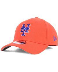 278613f96a8 Lyst - KTZ Girls  New York Mets Disney Tykes Trucker 9twenty Cap in ...