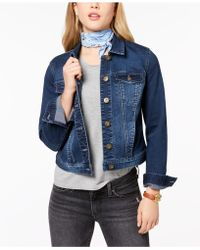 Maison Jules - Denim Jacket, Created For Macy's - Lyst
