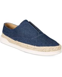 Wanted - Blend Slip-on Flats - Lyst
