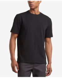 Kenneth Cole Reaction - Solid T-shirt - Lyst
