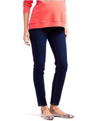 Jessica Simpson - Skinny Maternity Jeans - Lyst