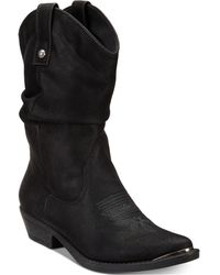 American Rag - Kallie Cowboy Boots, Created For Macy's - Lyst