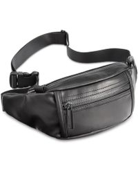 Steve Madden - Faux-leather Fanny Pack - Lyst