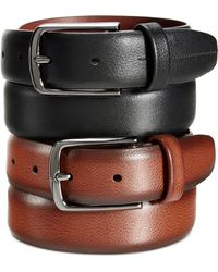 Perry Ellis - Park Avenue Big And Tall Belt - Lyst