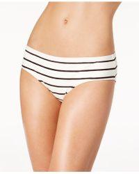 Kate Spade - Stinson Beach Hipster Bikini Bottoms - Lyst
