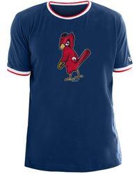 reputable site a1bbc 6b155 Lyst - adidas Brayden Schenn St. Louis Blues Player T-shirt ...