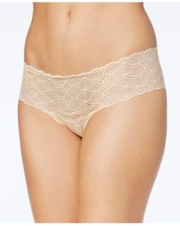 Cosabella - Sweet Treats Infinity Sheer Lace Hot Pants Treat0727, Online Only - Lyst