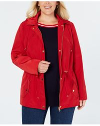 Charter Club - Plus Size Utility Jacket, Created For Macy's - Lyst