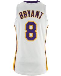 Mitchell   Ness - Kobe Bryant Los Angeles Lakers Authentic Jersey - Lyst 8eba3f42d