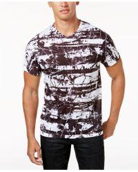 INC International Concepts | Men's Splatter Print T-shirt | Lyst