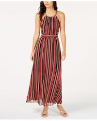INC International Concepts - I.n.c. Striped Maxi Dress, Created For Macy's - Lyst