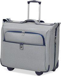"London Fog - Oxford Hyperlight 44"" Wheeled Garment Bag - Lyst"