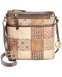 Giani Bernini | Patchwork Small Crossbody | Lyst