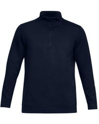 Under Armour - Storm Playoff Half-zip - Lyst