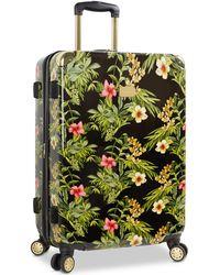 "Tommy Bahama - Phuket Floral Printed 24"" Expandable Hardside Spinner Suitcase - Lyst"
