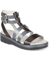 Jambu - Piper Platform Sandals - Lyst
