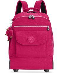 Kipling - Sanaa Rolling Backpack - Lyst