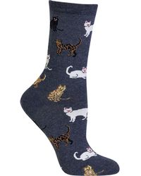 Hot Sox - Cats Trouser Socks - Lyst