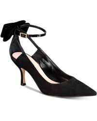 Kate Spade - Sheena Pointed-toe Court Shoes - Lyst