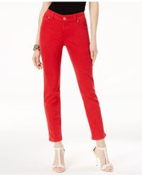 INC International Concepts - I.n.c. Cropped Jeans, Created For Macy's - Lyst