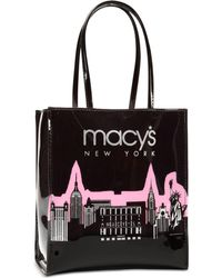 Macy's - Glitter Lunch Bag - Lyst