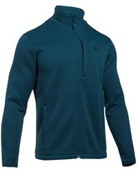 Under Armour - Men's Extreme Storm Zip Jacket - Lyst
