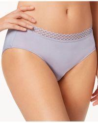 B.tempt'd - Tied In Dots Lace-waist Bikini 978238 - Lyst