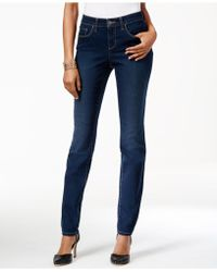 Style & Co. - Tummy-control Skinny Jeans - Lyst