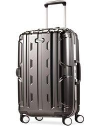 "Samsonite - Cruisair Dlx 21"" Carry-on Hardside Spinner Suitcase - Lyst"