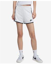 Nike - Sportswear Tech Fleece Shorts - Lyst