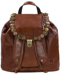 Patricia Nash - Studded Hardware Casape Backpack - Lyst