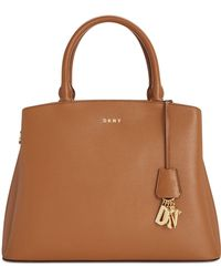 DKNY - Paige Large Satchel, Created For Macy's - Lyst